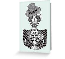 The Groom Greeting Card