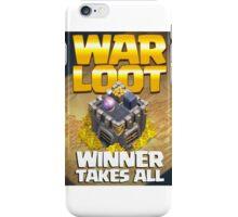 Clash of clans iPhone Case/Skin