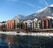 Innsbruck, Austria by ecotterell