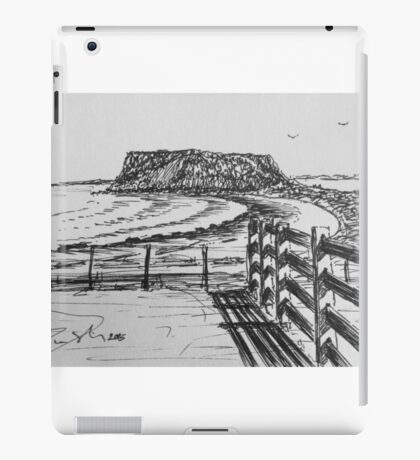 The Nut and Fence Stanley Tasmania iPad Case/Skin