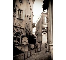 French Cellar III Photographic Print