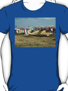 Jenny and Nieuport @ Avalon Airshow 2005 T-Shirt