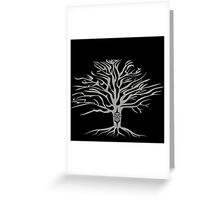 Garry oak  Greeting Card