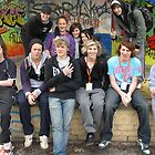 Some of the Pakenham Gang by OzChild Community VCAL
