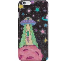 Space Trip! iPhone Case/Skin