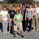Some of the guys at Cranbourne by OzChild Community VCAL