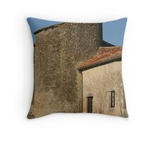 Château-Larcher Throw Pillow