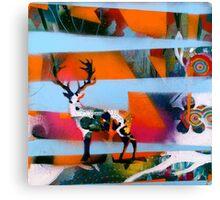 deer you Canvas Print