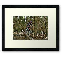 Northshore See-Saw Framed Print