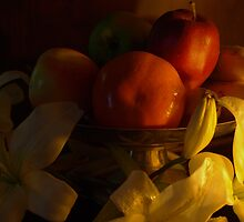 Flowers and Fruit by Jon Staniland