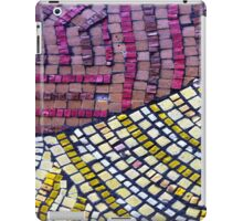 MOSAIC - NOW AVAILABLE IN THROW PILLOWS iPad Case/Skin