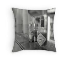 cooling agent Throw Pillow
