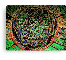 Skull Jack Variation I Canvas Print