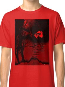 red Classic T-Shirt