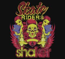Skate Riders by viSion Design