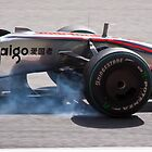 Formula 1 by Richard Keech