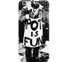 Allen Ginsberg Beat Poet iPhone Case/Skin