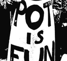 Allen Ginsberg Beat Poet Sticker