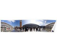 St Marks, 360 pano Poster