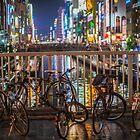 Downtown Osaka by John Violet