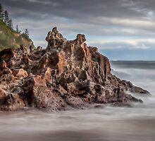 Norfolk Island - The Rock by DavidMelville