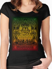 Ultra Pyramid Women's Fitted Scoop T-Shirt