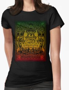 Ultra Pyramid Womens Fitted T-Shirt
