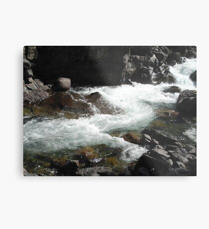 The River M Metal Print