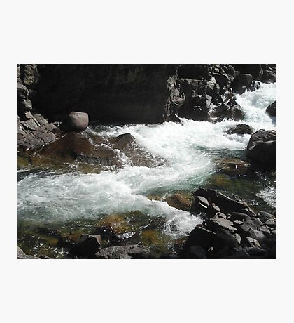 The River M Photographic Print