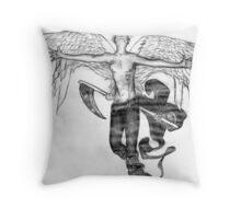 Dream My Nightmare Throw Pillow