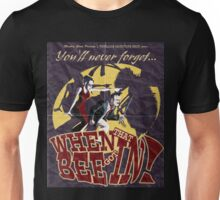 When That Bee Got In! Original Movie Poster Unisex T-Shirt