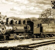 Rumbles From The Past by pat gamwell