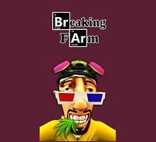 Breaking Farm 3D face Unisex T-Shirt