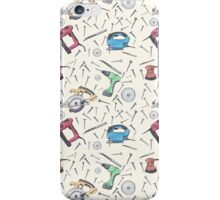 Power Tools iPhone Case/Skin