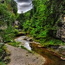 Ithaca's Treman State Park II hdr by PJS15204