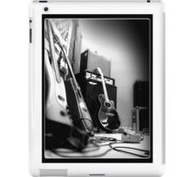 Guitar collection iPad Case/Skin