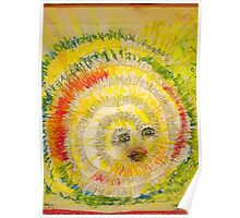 Beaming You Sunlight, Life and Joy  Poster