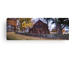 All Saints Church - Gostwyck NSW - The HDR Experience Canvas Print