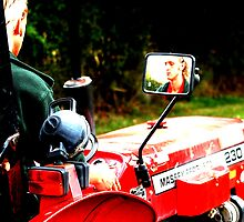 Farming Reflection by Paul Morley