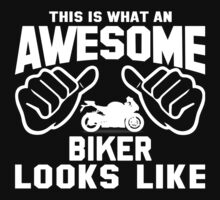 This is What an Awesome Biker 'Sport Bike' Looks Like One Piece - Short Sleeve