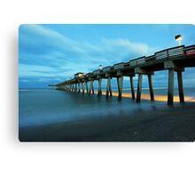 Venice pier 2 Canvas Print