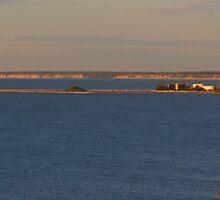 Morning Rays On Port Stanley by DigitallyStill