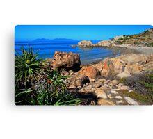 Horseshoe Bay Bowen Queensland Australia Canvas Print