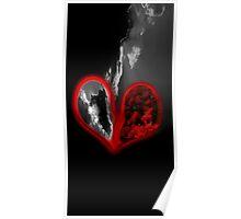 HEART BROKEN Poster