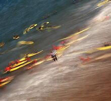 Surf School by PaulBradley