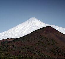 El Teide: Snow Capped by Kasia-D