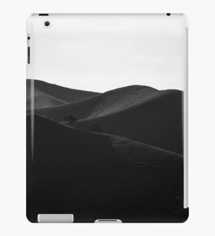 Distant Hills iPad Case/Skin