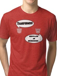 Transformers... Tri-blend T-Shirt