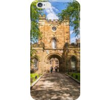 Durham Castle iPhone Case/Skin