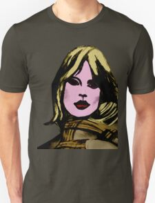 blonde girl T-Shirt